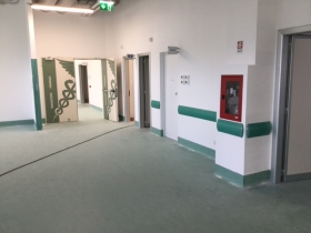 Deposito farmaceutico Ospedale civile Aquila 02
